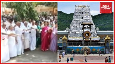 Tirumala Temple Staff Take Oath Not To Allow Non-Hindu Practices