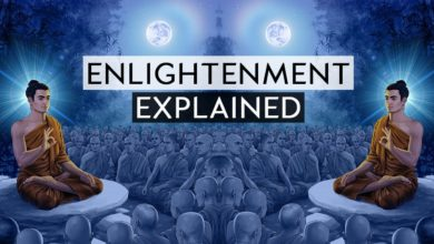 Understanding Enlightenment in Taoism, Buddhism, and Hinduism