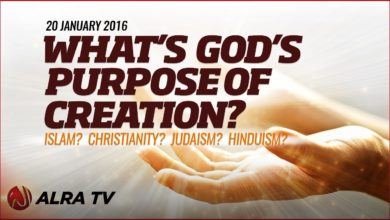What's God's Purpose of Creation? Islam? Christianity? Judaism? Hinduism?