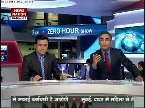 Zero Hour: Controversy over Hindu gods (March 16, 2013)- Part 1