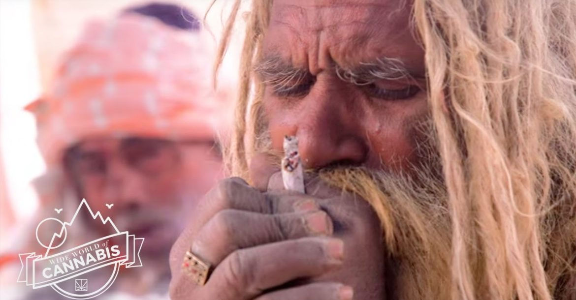 Cannibalism and Cannabis: India's Aghori Sect Seeks to Transcend | WIDE WORLD OF CANNABIS