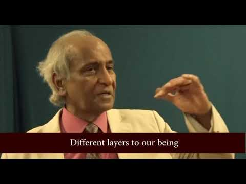 Different layers to our being | Jay Lakhani | Hindu Academy