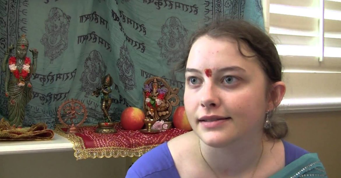Hinduism Explained by Ms. Gouri Maheswari (Danielle)