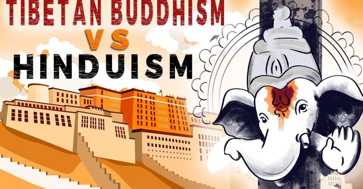 How Tibetan Buddhism is Related to Hinduism