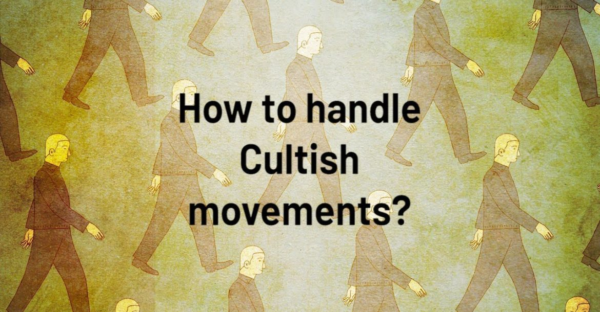 How to handle Cultish movements? | Jay Lakhani | Hindu Academy