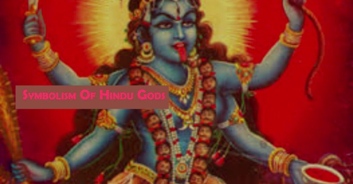Introduction to Symbolism in Hindu Gods, Iconography, Shlokas and Stories