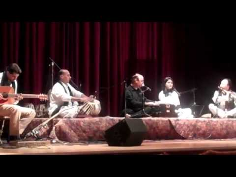 Jaswinder Singh live a tribute to Jagjit Singh Hindu Temple Flushing New