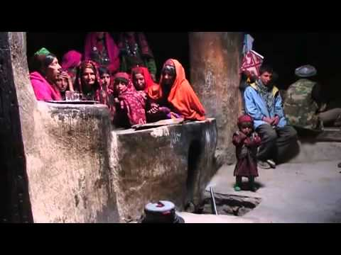 Life in Beautiful Afghan Hindu Kush