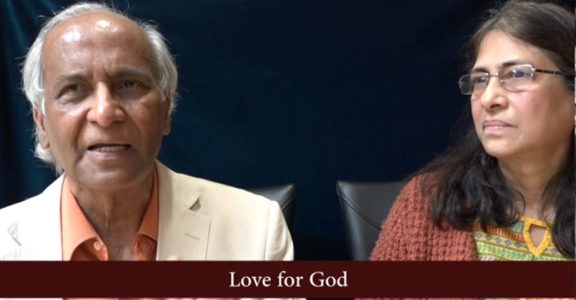 Love for God | Hindu Academy | Jay Lakhani