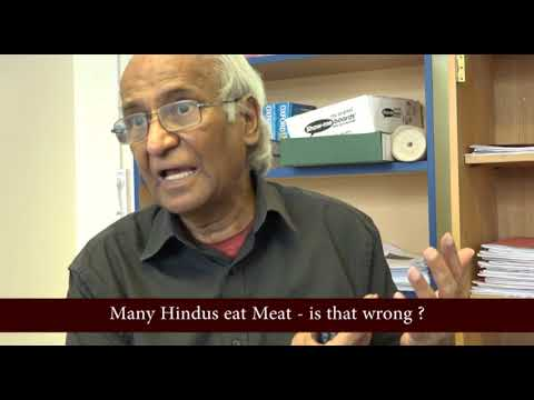Many Hindus eat Meat   is that wrong | Jay Lakhani | Hindu Academy | Jay Lakhani | Hindu Academy
