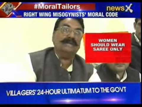 #MoralTailors: Akhil Bharat Hindu Mahasabha warns girls - 'Vulgar clothes lead to rape'