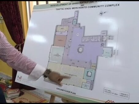 NewsX Reports on Redevelopment of Hindu Temple Project in Bahrain
