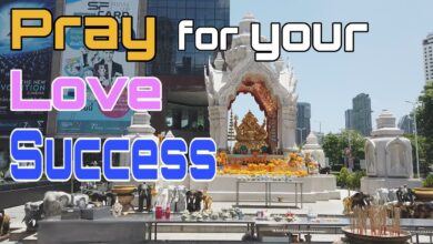 Pray For Your LOVE and SUCCESS | In front of Central World Bangkok