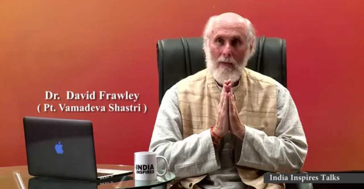 Sarva Dharma Sambhav (Are all Religions the Same ?) - Dr. David Frawley - India Inspires Talks