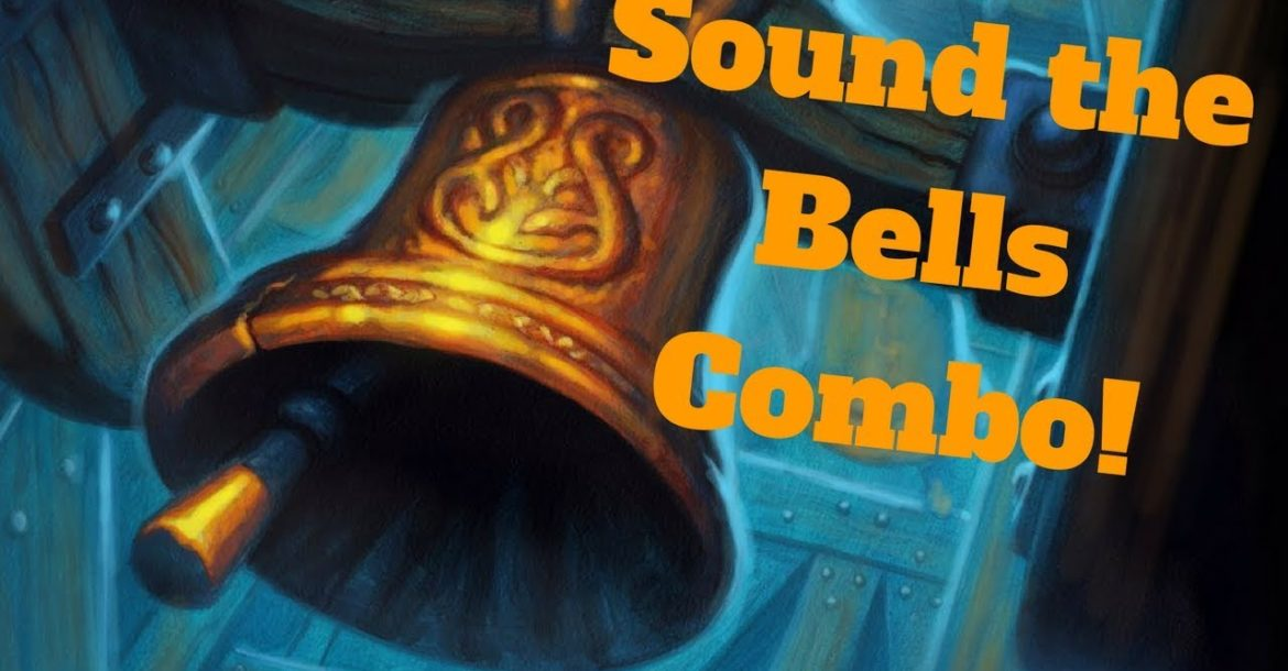 Sound The Bells Mana Addict Combo! [Hearthstone Game of the Day]