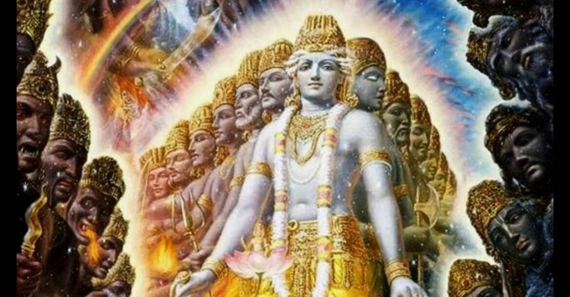 Spiritual Secrets - Hinduism: Krishna and The Law of Attraction. ( www.SPIRITUALITY.org.in )