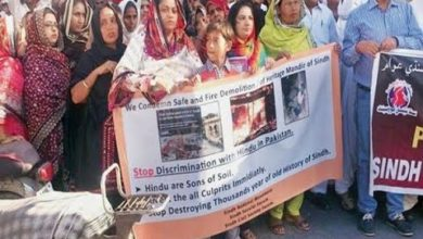 State of Hindu women in Pakistan is not good