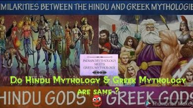 Strange Similarities Between Hindu and Greek Mythology(Gods)