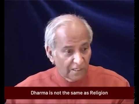 001 Dharma is not the same as Religion - Jay Lakhani|Hindu Academy|What is Sanatan Dharma