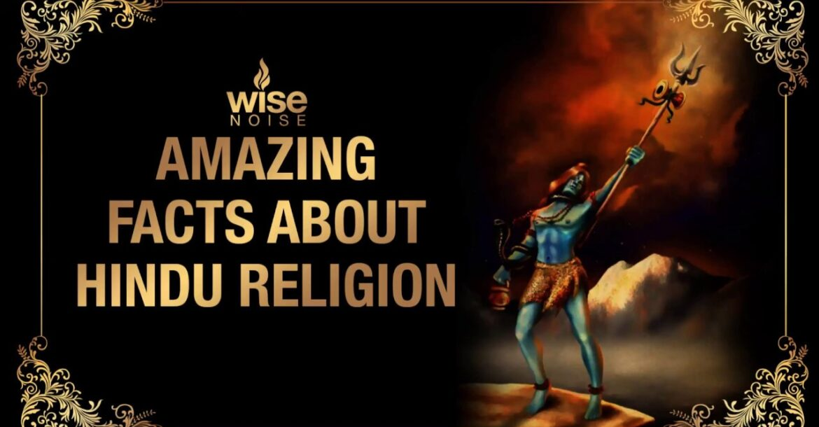 AMAZING FACTS ABOUT HINDU RELIGION