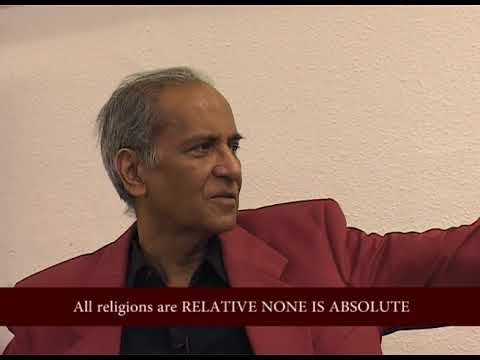 All religions are RELATIVE NONE IS ABSOLUTE | Jay Lakhani | Hindu Academy