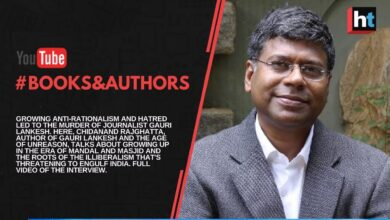 Books & Authors: Chidanand Rajghatta, author of Gauri Lankesh and the Age of Unreason