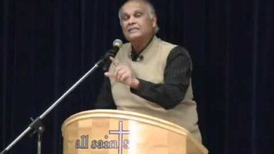 Christianity vs. Hinduism 6/14 Dave Hunt vs Budhendranauth Doobay