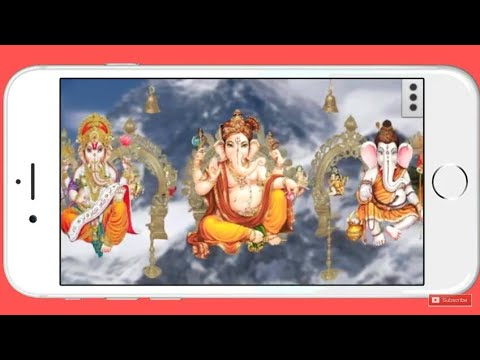 Ganesh ji live wallpaper