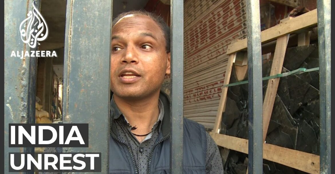 India unrest: 'We can't just blame Hindus or Muslims'