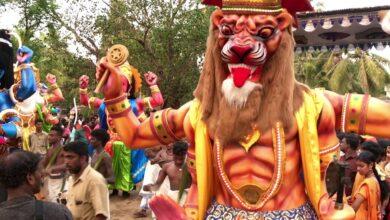 Kerala Hindu Festival