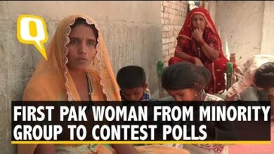 Pakistan General Election: Hindu Woman From Sindh to Contest in Provincial Poll| The Quint