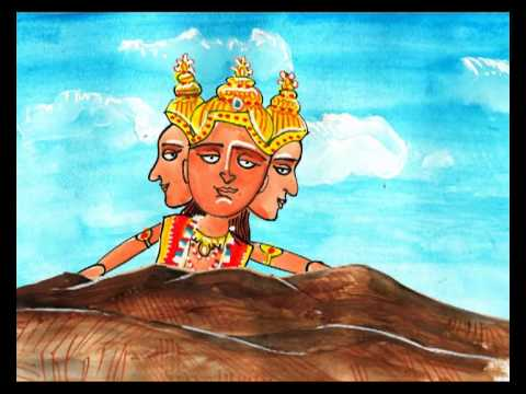 Primary Questions: A Hindu creation story
