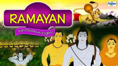 Ramayana Full Movie in English | Best Animated Devotional Stories For Kids