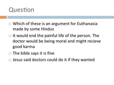 Religious Studies Revision Multiple choice quiz Slides  Subject Hinduism and Death
