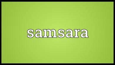 Samsara Meaning