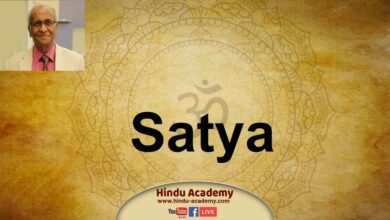 Satya -The Search for Truth | Jay Lakhani | Hindu Academy|