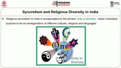 Syncretism and Co-existence of Religious Diversity