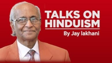 TALKS ON HINDUISM BY JAY LAKHANI- 31 -05 -2020