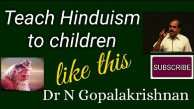 Teach Hinduism to children like this/13/5/20/5pm
