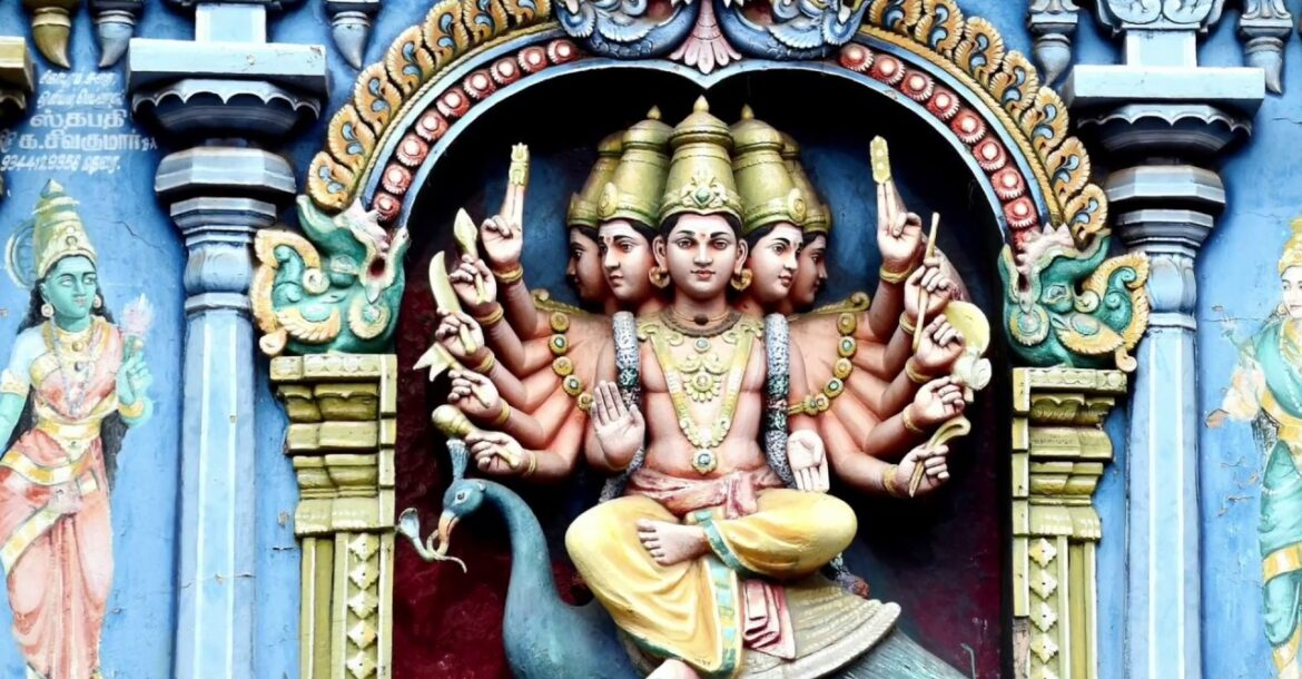 The Legends of Hindu Gods and Goddesses