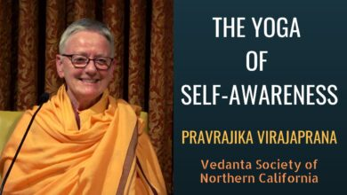 The Yoga of Self-Awareness | Pravrajika Virajaprana