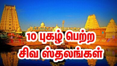 Top 10 Most Famous Lord Shiva Temples in India | Hindu Temples | Ancient Lord Shiva Temples
