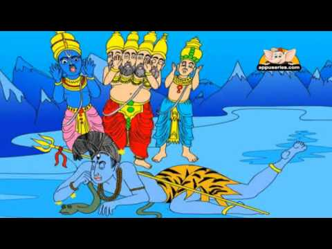 Traditional Tale in English - Lord Ganesha