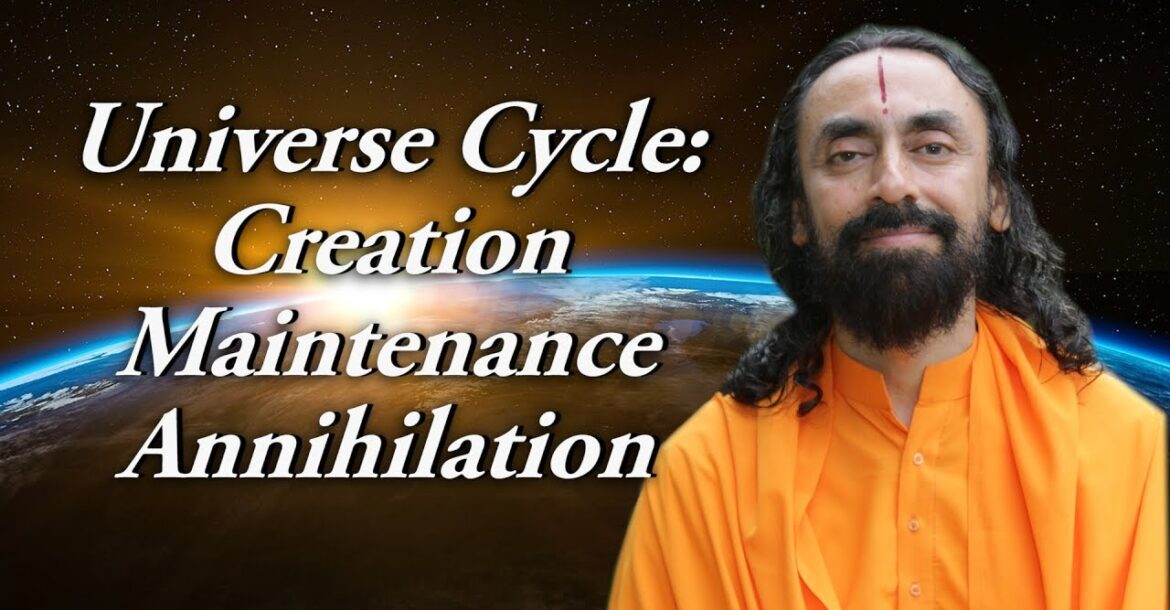 What Vedas say about time will change your view of the Universe - Swami Mukundananda