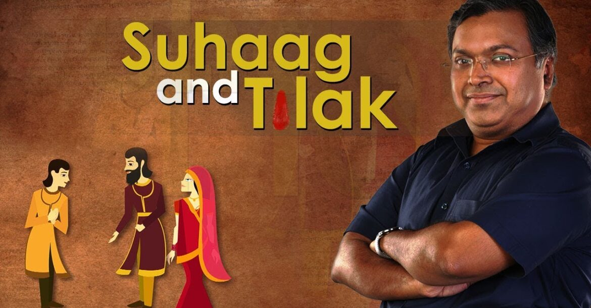 What is significance of Sindoor and Suhaag in Hindu culture? | #DevlokMini with Devdutt Pattanaik