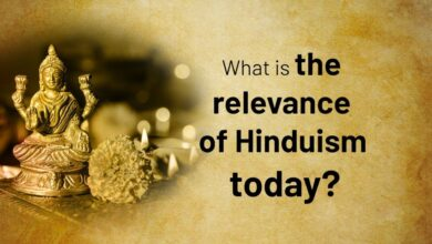 What is the relevance of Hinduism today?