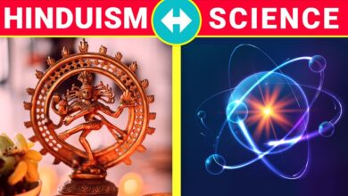 When Science meets Hinduism | Atom & Nataraja