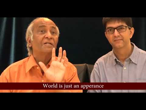 World is just an apperance | Jay Lakhani | Hindu Academy