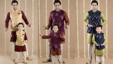 father and son same dresses designs for men and boys collection 2020