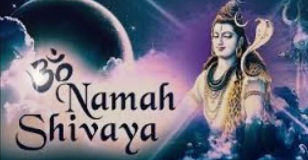 """""""OM NAMAH SHIVAYA""""    Lord Shiva Mantra with its meaning and significance."""